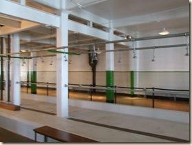 Alcatraz Duschräume