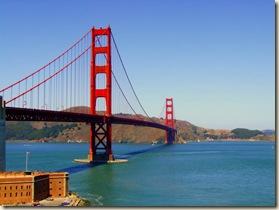 Brücke Fort HDR