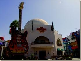 Hard rock cafe hollywood HDR
